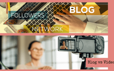 Blog Vs Video : Which is best for my business?